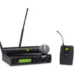 wireless microphone technology