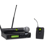 wireless microphone technology