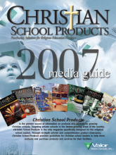 christian school products 2007 magazine cover