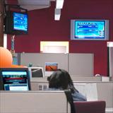 corporate thompson financial lighting