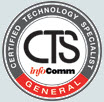 cts certified logo