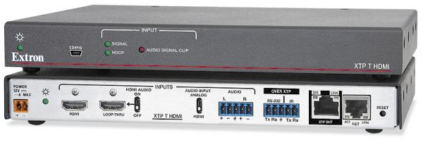 Extron XTP T HDMI resized 600