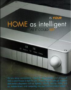 Intelligent Home Sound Video System