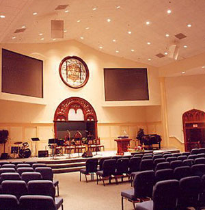 House of Worship Sound System