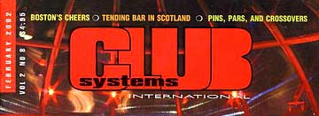 Club Systems International Magazine