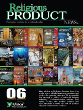 religious product news 2006 magazine cover