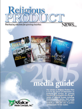 religious product news 2005 magazine cover