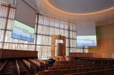 worship audio visual system