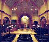first church lighting system