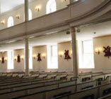 st. stephen's church lighting sound system