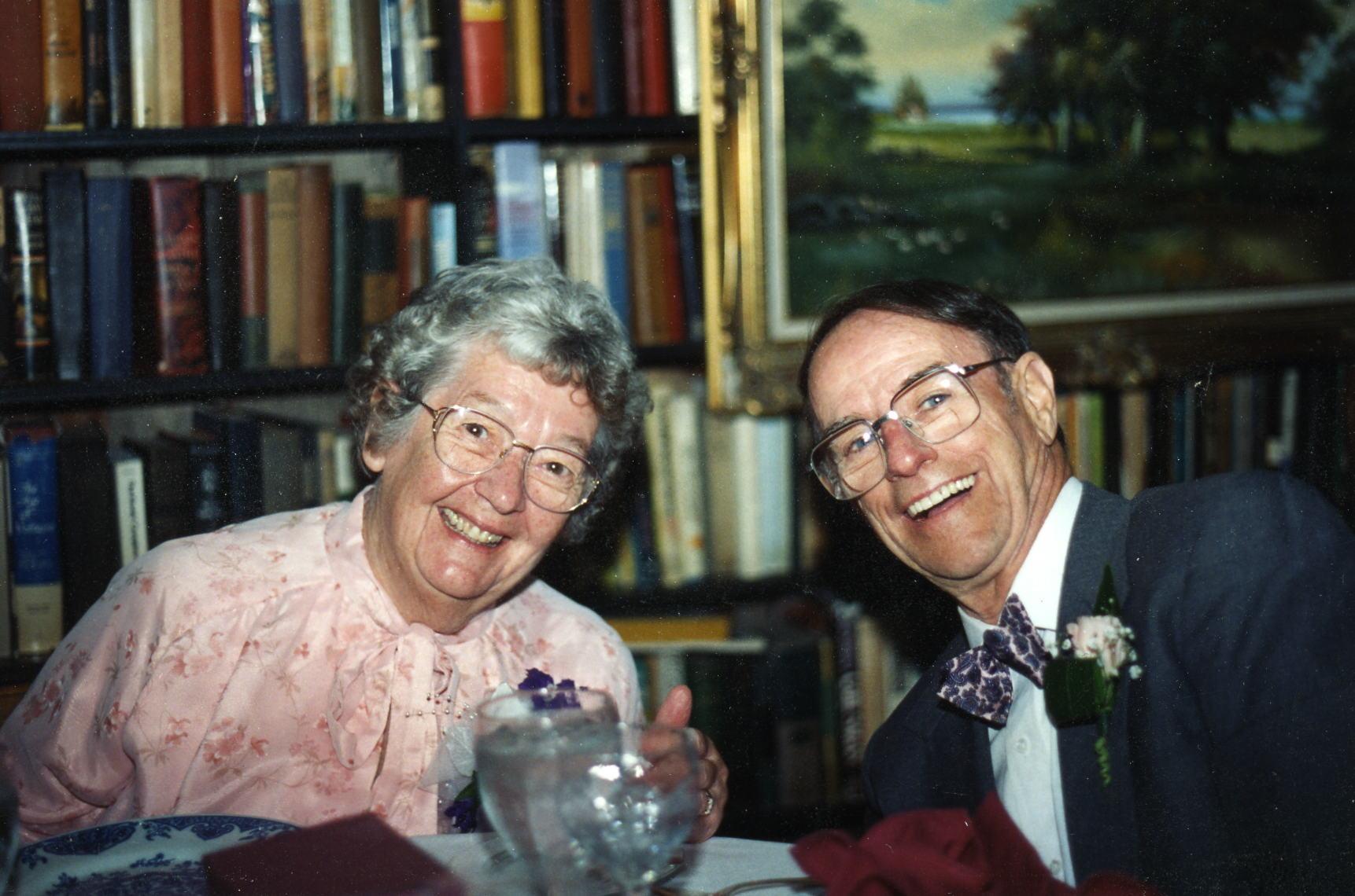 Walter & Caroline